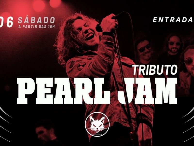 Tributo Pearl Jam - Black Circle
