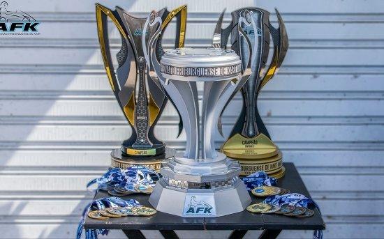 AFK divulga resultados do Campeonato Friburguense de Kart Amador de 2020