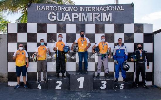 AFK já tem resultado da 2º etapa do Campeonato de Kart 2021