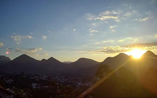 Com céu aberto, fim de semana será de sol em Nova Friburgo