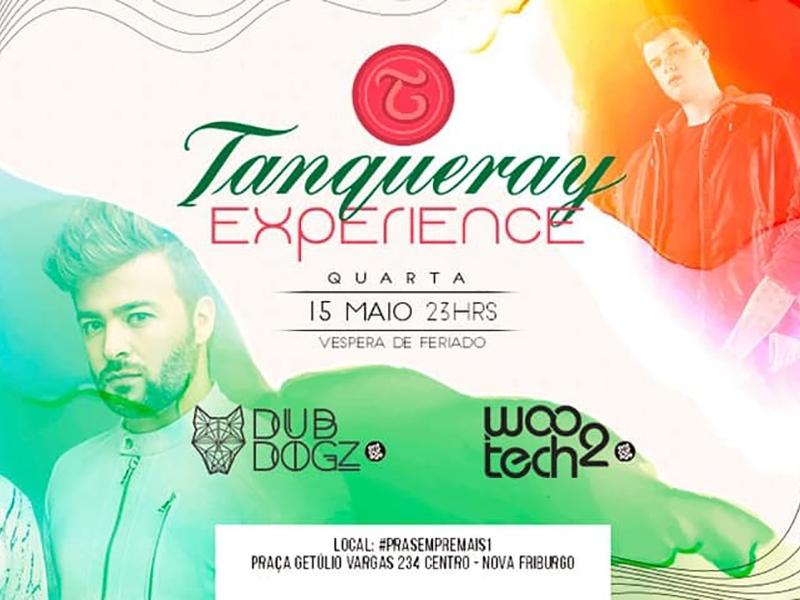Tanqueray Experience | Dubdogz e Woo2tech