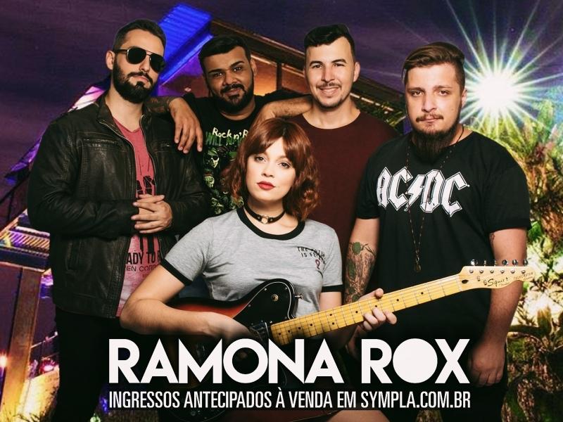 Ramona Rox no LOFT