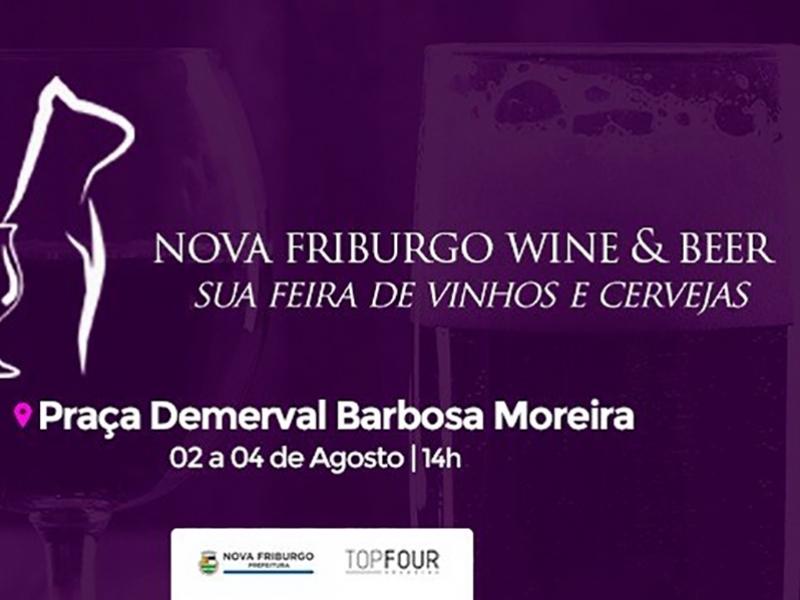Nova Friburgo Wine & Beer