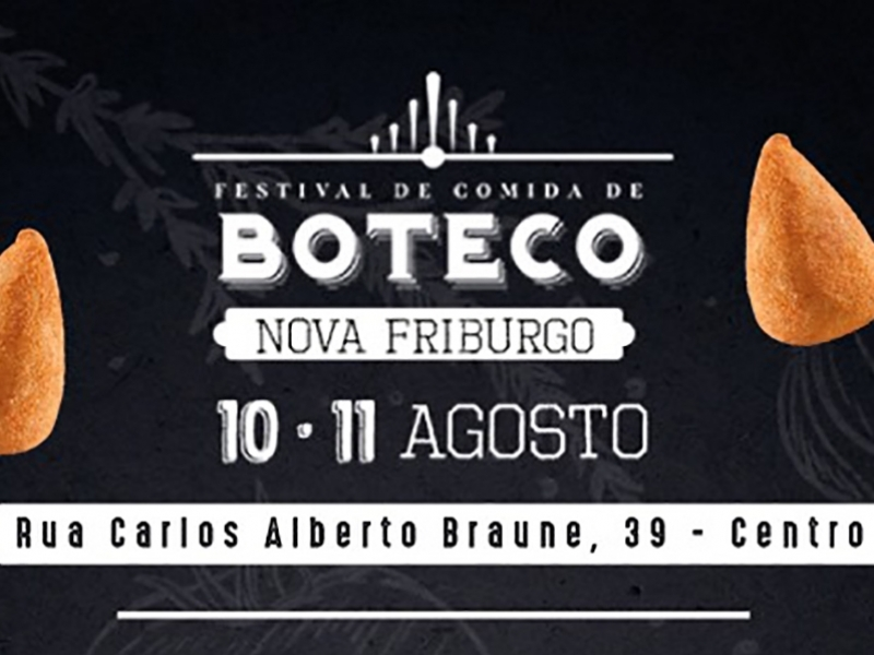 Festival de Comida de Boteco