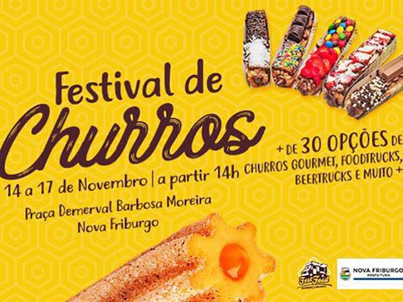 Festival de Churros em Nova Friburgo