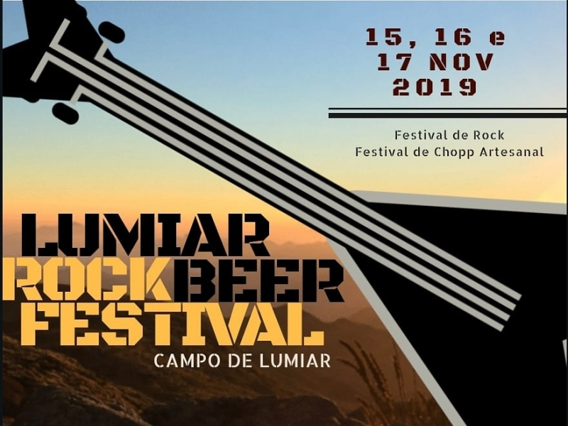Lumiar Rock Beer Festival