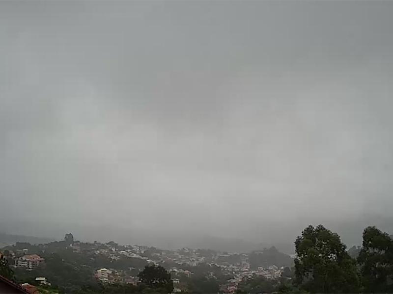 Fim de semana deve ser de tempo nublado em Nova Friburgo