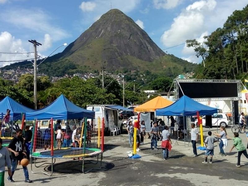 Amparo é o distrito do Cidade Solidária neste mês de agosto