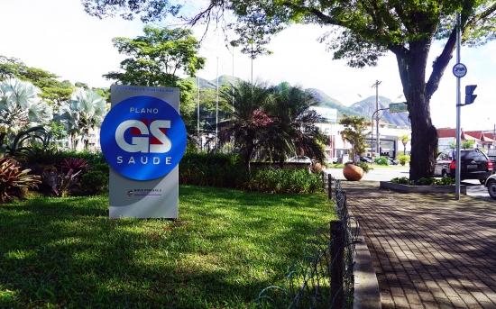 Praça Marcílio Dias é adotada pelo Hospital São Lucas e o Plano GS