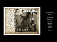 Claudio Nucci lança single em parceria com seu irmão.