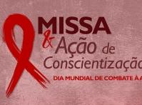 Diocese de Nova Friburgo realiza ações pelo Dia Mundial de Luta Contra a Aids