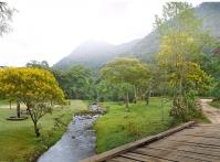 Rio Bonito de Lumiar: um cantinho paradis�aco emoldurado pela Mata Atl�ntica