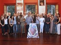 Foi inaugurada no início da noite desta quinta-feira (22) uma das salas do Museu da Fundação D. João VI de Nova Friburgo